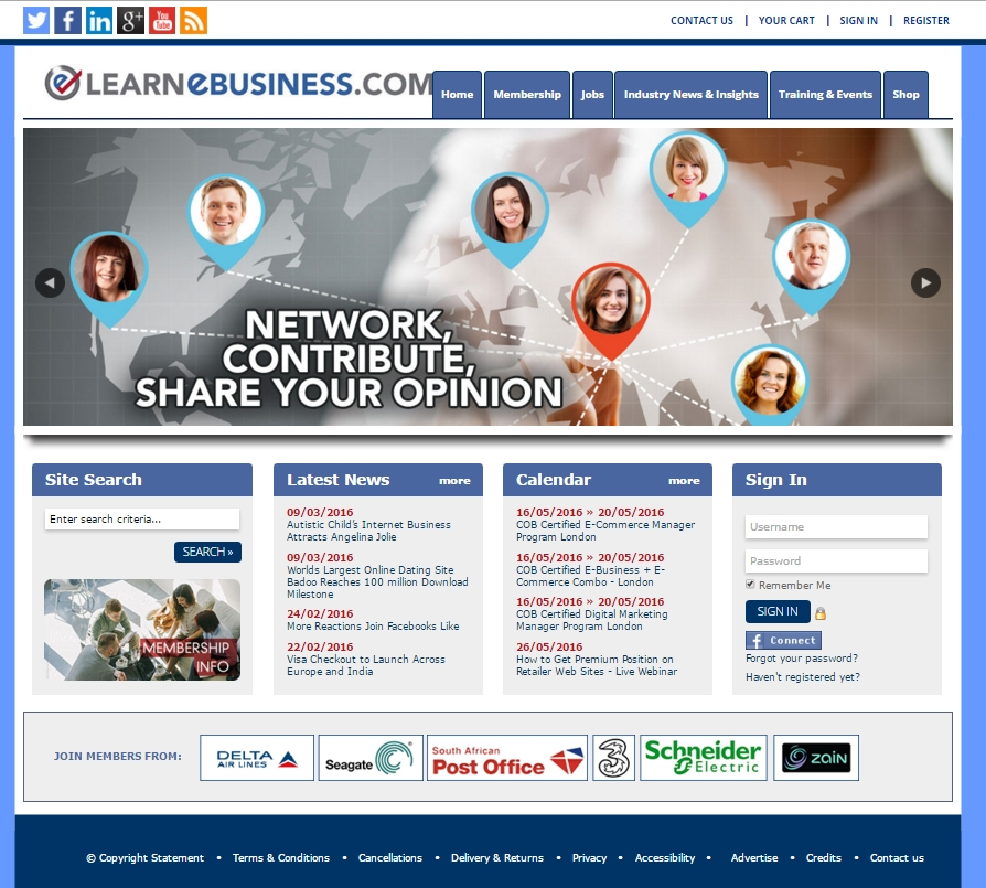 E-business case study