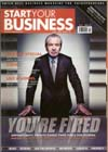 Alan Sugar Start Your Business Magazine